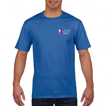Adult T-Shirt (Blue)