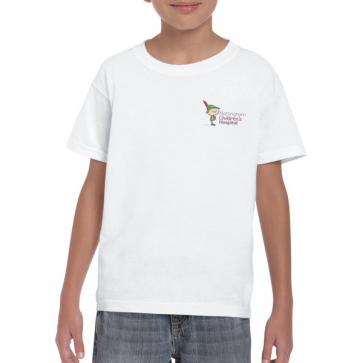 Kid's T-Shirt (White)