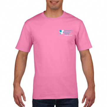 Adult T-Shirt (Pink)