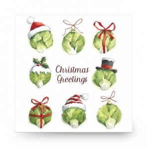 Christmas Card Christmas Greetings
